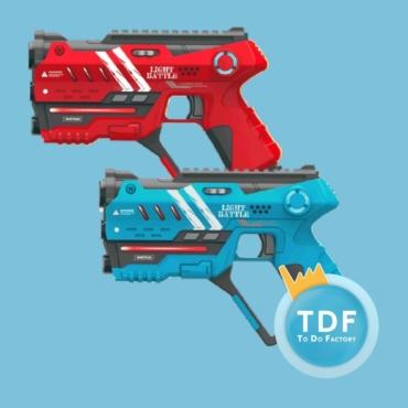 TDF Laserguns 2x